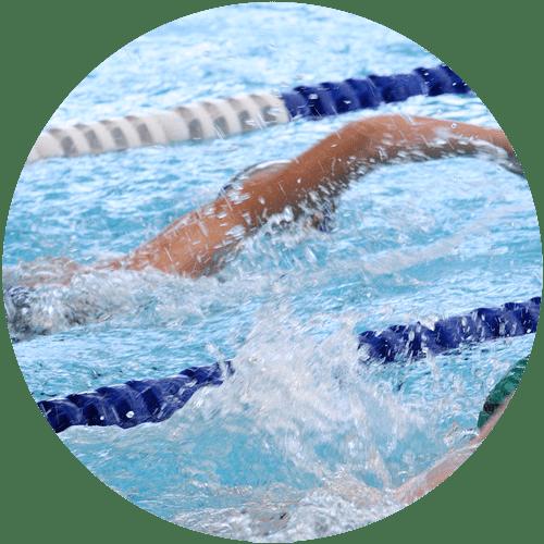 3 kroky, v ktorých zrýchlite svoje plávanie